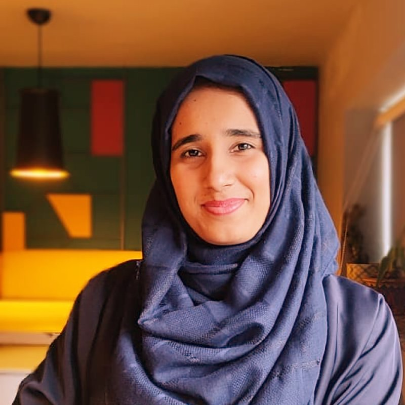 Fatimah Zafar - Co-founder BIJI