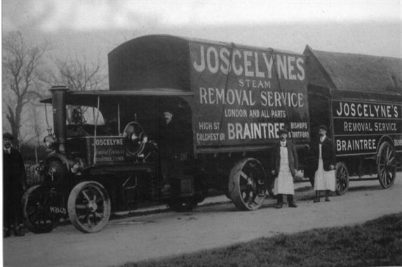 Joscelyne Chase History - Joscelynes Steam Removal Services London and all parts Braintree