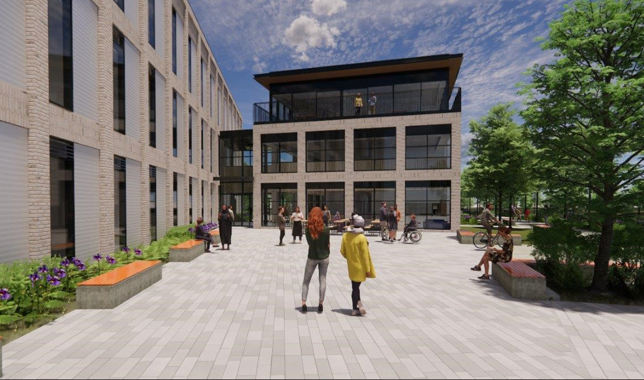 Joscelyne Chase Commercial Property - Horizon 120, Enterprise Centre, Braintree, Essex.