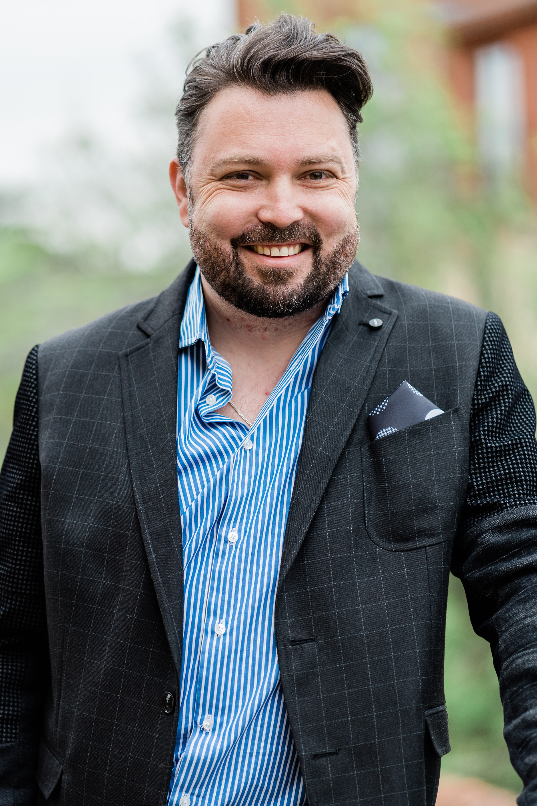 Bryan Wheeler Managing Director of Joscelyne Chase