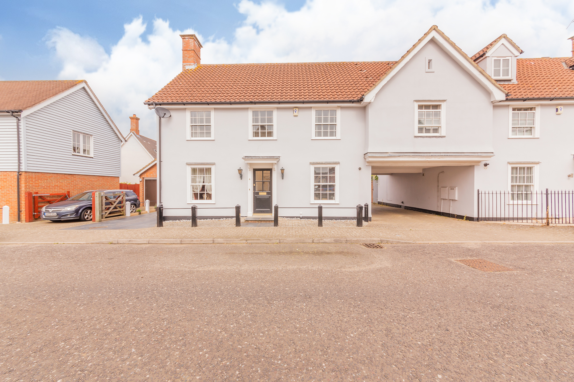 Joscelyne Chase Property Consultants in Essex