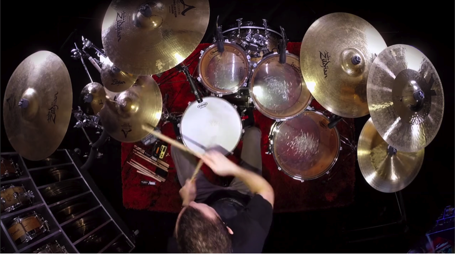 How To Create A Popular Drum Cover