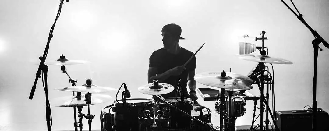Mike Sleath Drummer for Shawn Mendes