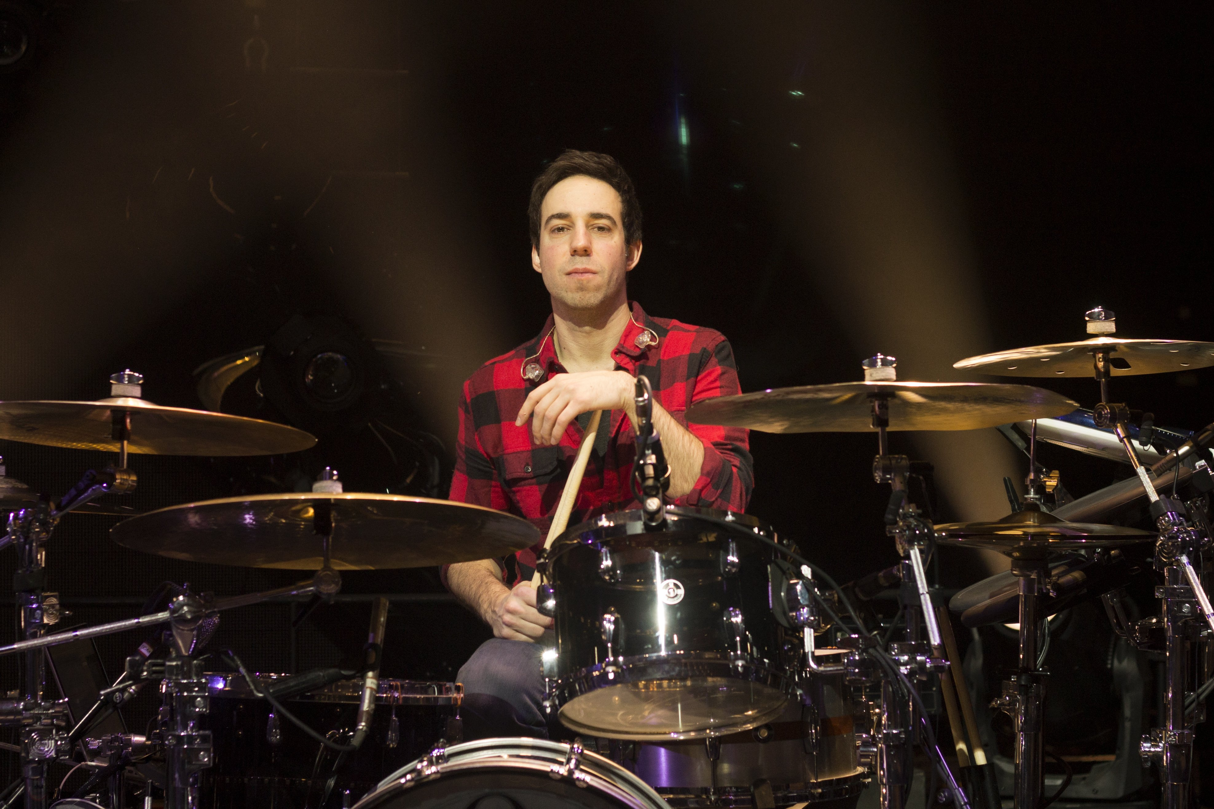 drummer adam marcello katy perry american idol