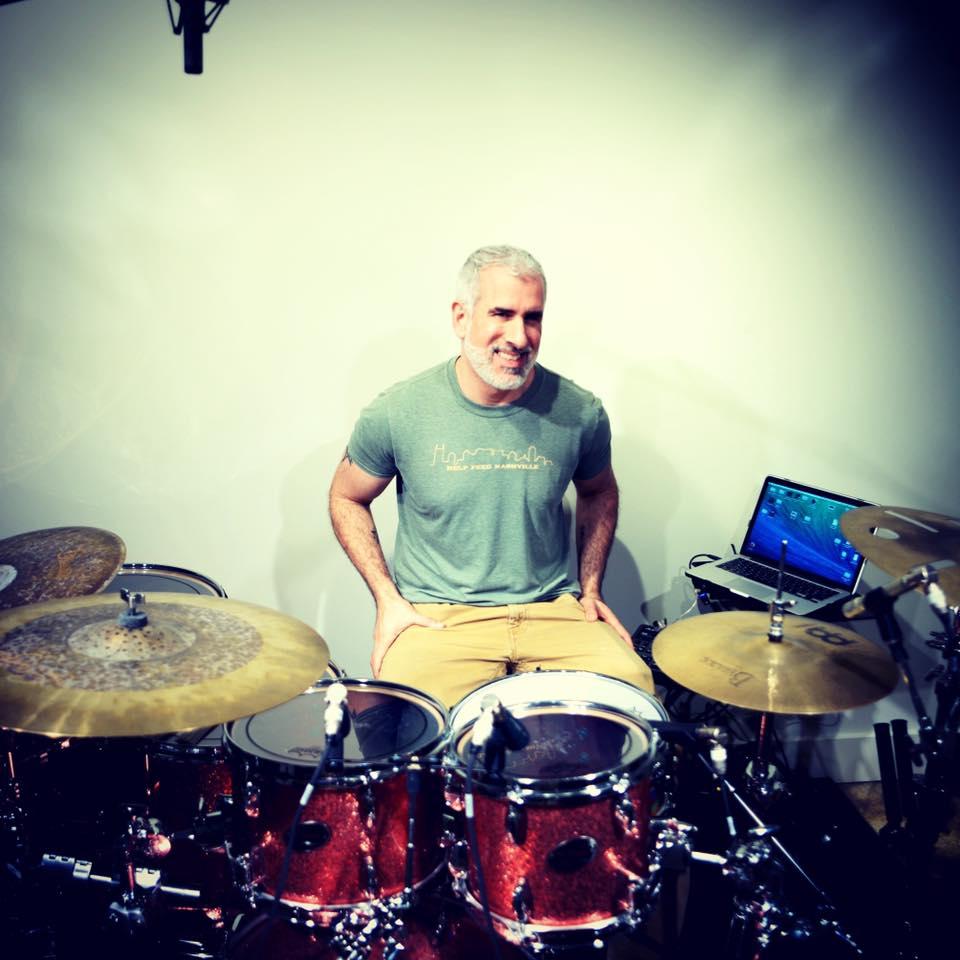 ben sesar meinl cymbals drumming live pearl drums nashville