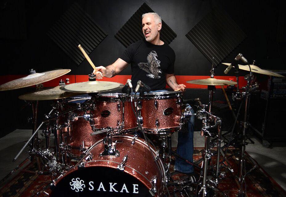 ben sesar meinl cymbals drumming live sakae drums