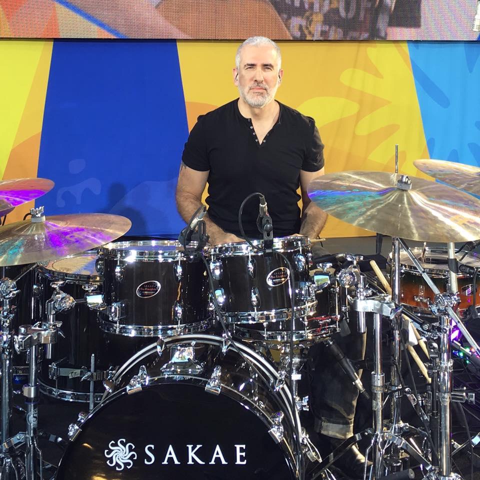 ben sesar meinl cymbals drumming live sakae drums nashville remo heads