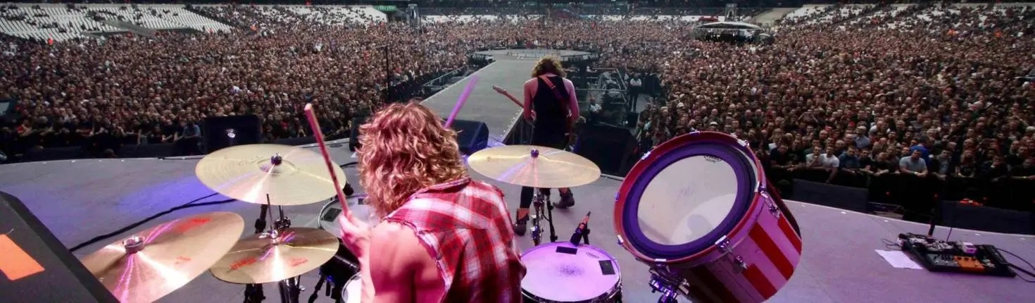 Caleb Crosby | Drummer Of Tyler Bryant & The Shakedown | Clubs To Stadiums