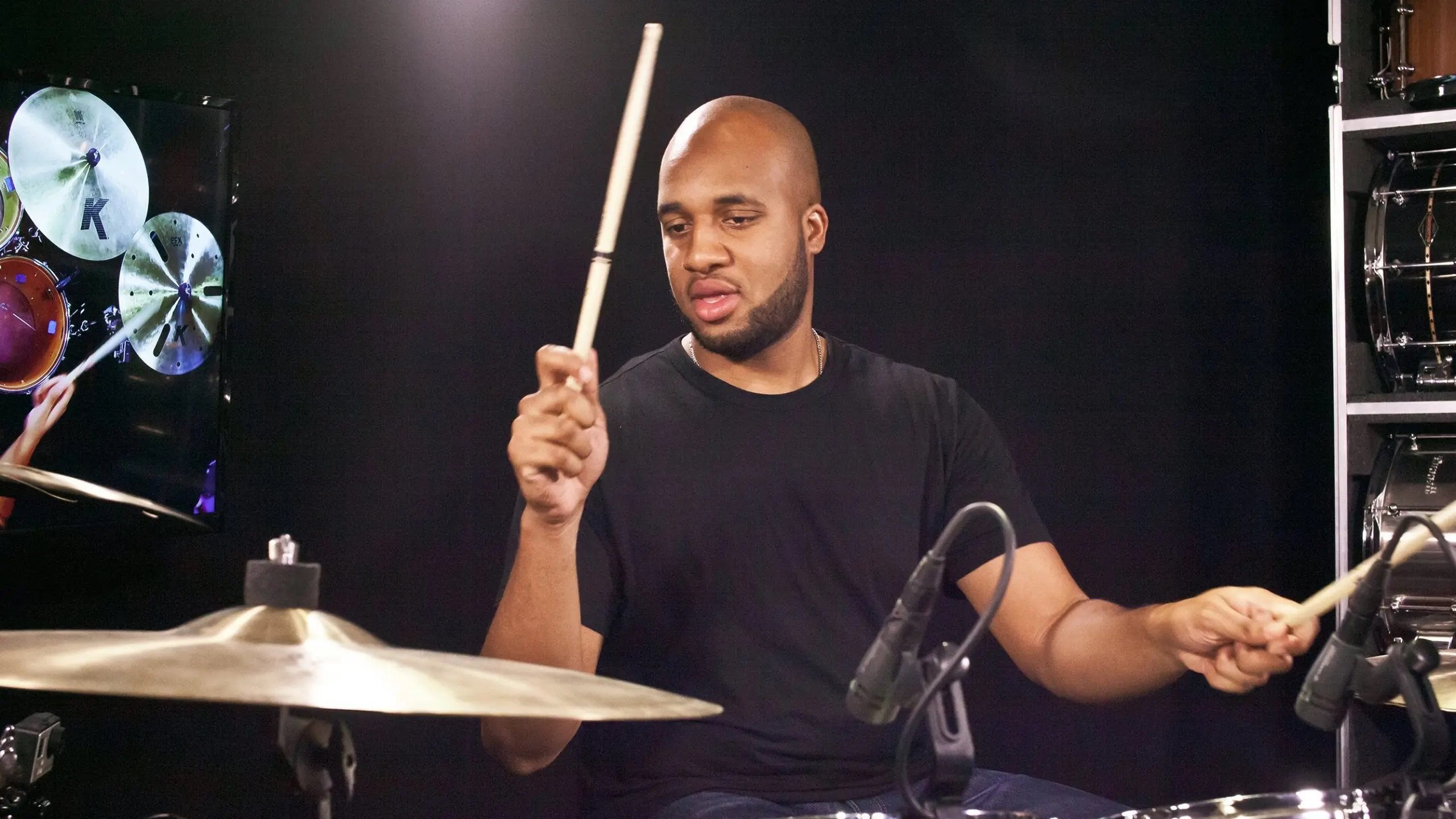 Drake's Drummer Adrian Bent  - How To Get The Gig!