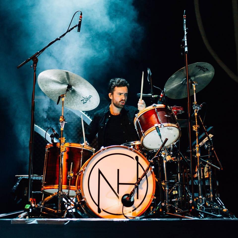 gerry morgan james bay drummer niall horan irish