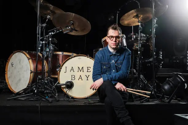 Performing With Truth | Gerry Morgan, Drummer For James Bay