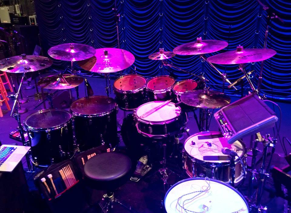 greg-clark-jr-snarky-puppy-washington-dc-drummer-drumming-pearl-sabian-cymbals-backstage