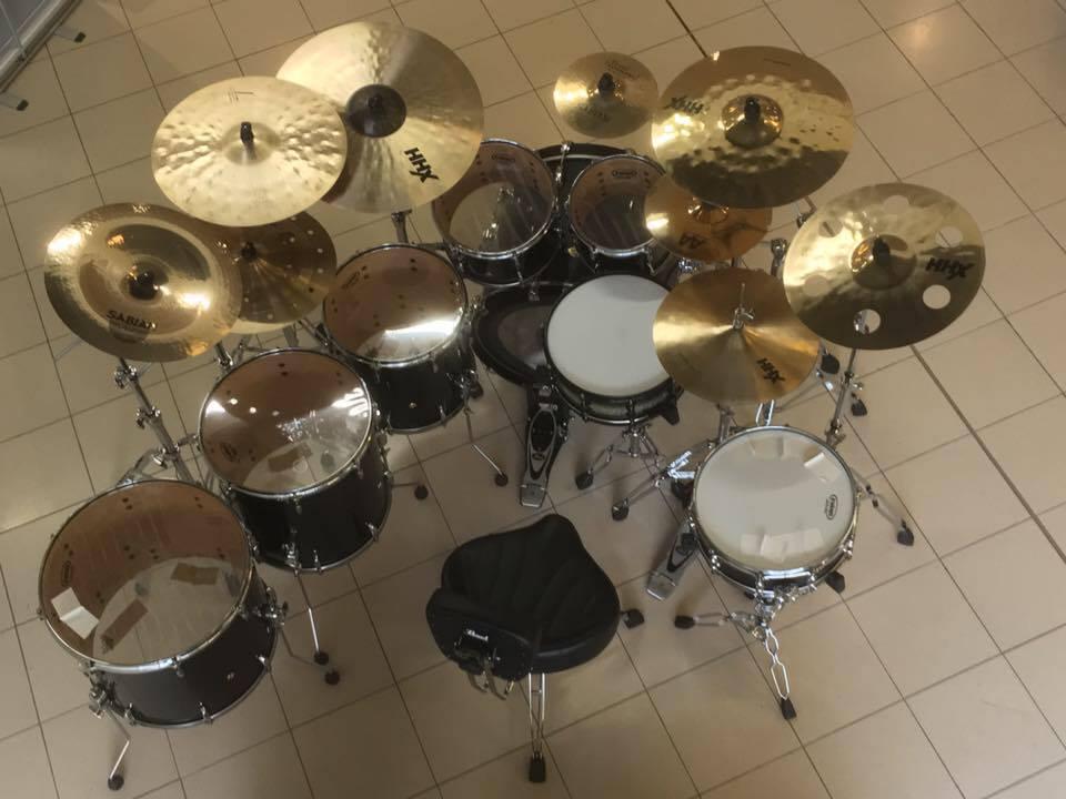 greg-clark-jr-snarky-puppy-washington-dc-drummer-drumming-overhead