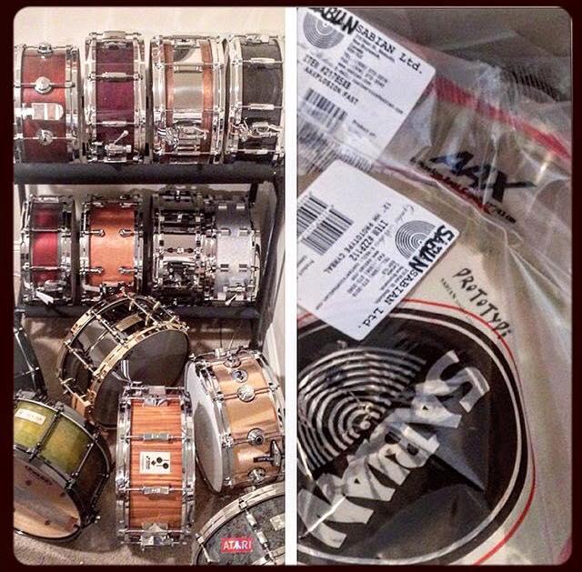 greg-clark-jr-snarky-puppy-washington-dc-drummer-drumming-snare-drum-collection