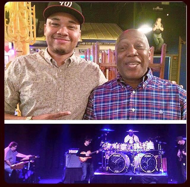 greg-clark-jr-snarky-puppy-washington-dc-drummer-drumming-billy-cobham-live-spectrum-tama