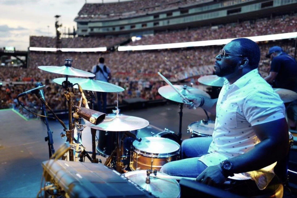 nashville drummer little big town hubert payne football