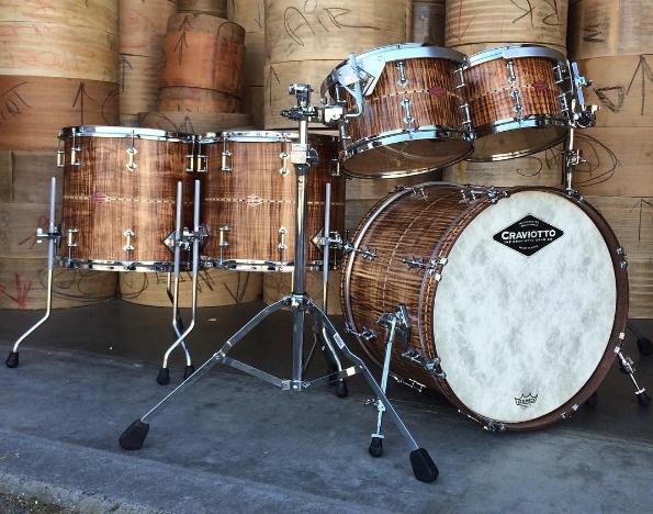 craviotto-nathaniel-mela-maple-shells-solid-shell-snare-drum-stave-maple-walnut-poplar-birch-mahogany-santa-cruz-california-drums-drummers-johnny-steam-bend-nashville-huge-drumkit-drumset-reserve
