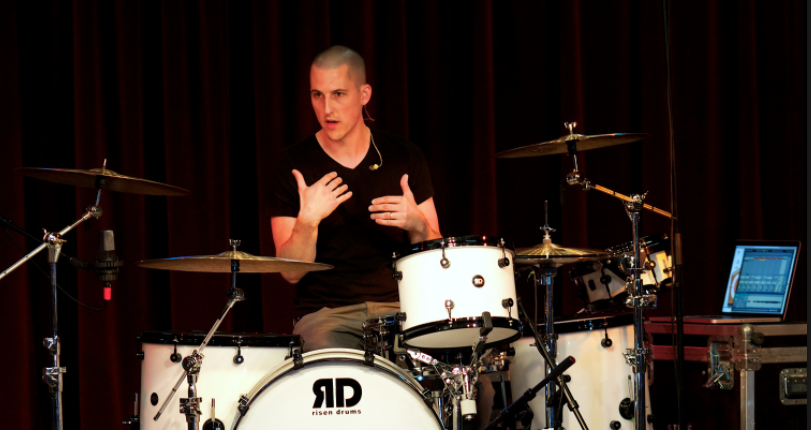 Be A Positive, Influential & Authoritative Drummer | Steve Goold
