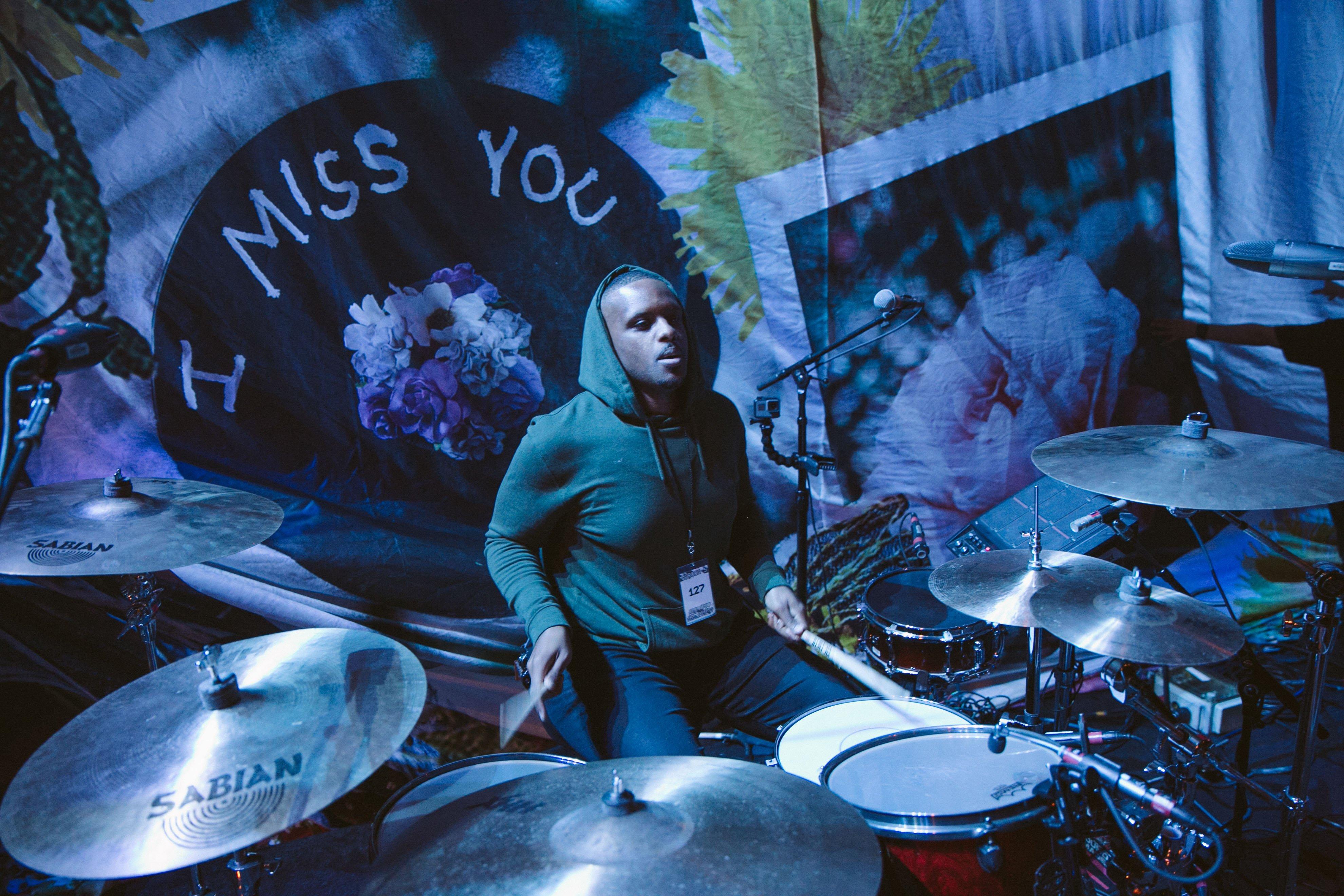 brook alexander julia michaels drummer LA