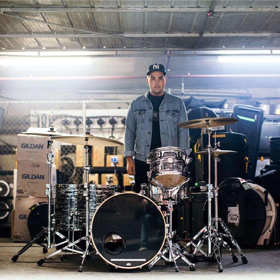 connor-denis-beartooth-drum-podcast-interview-drummer