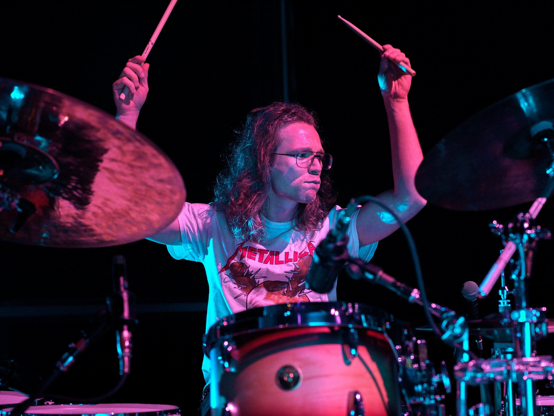 Maxwell Zemanovic Drummer Miranda Lambert