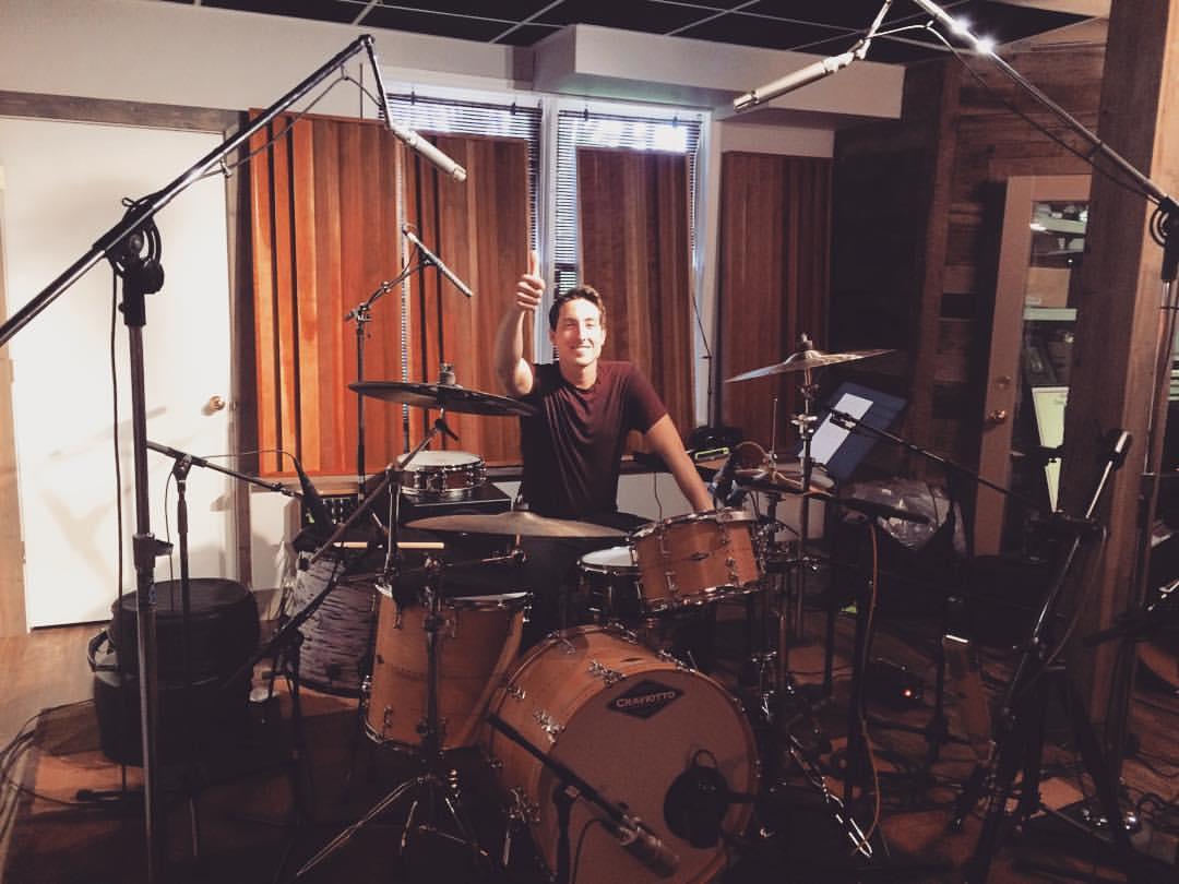joshua-sales-sam-hunt-180-drums-podcast-interview-zildjian-craviotto-evans-drums-drummer-drumheads-drum-studio