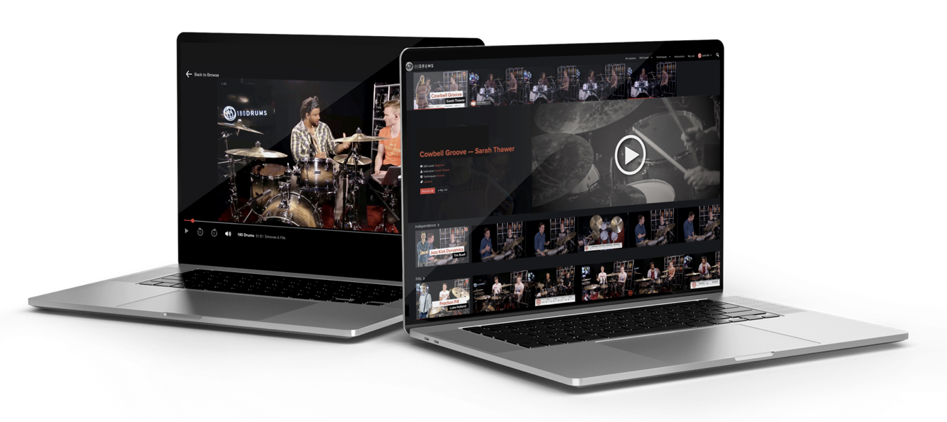 Netflix for drummers