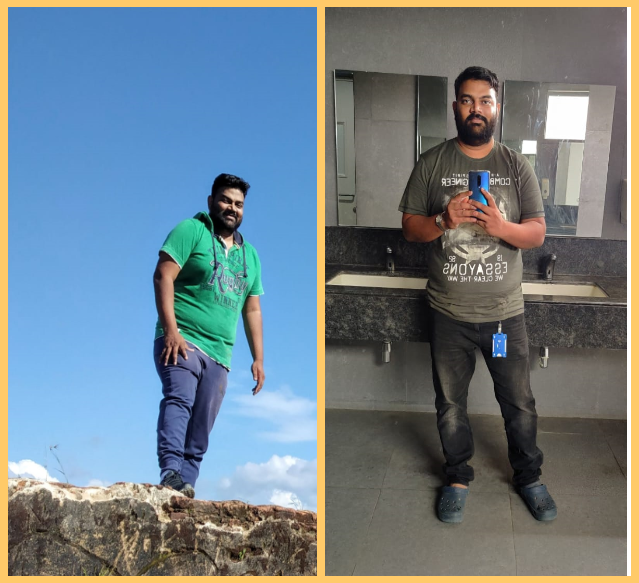 Sandeep- Health Transformation - NutriPal - Your personal Dietician