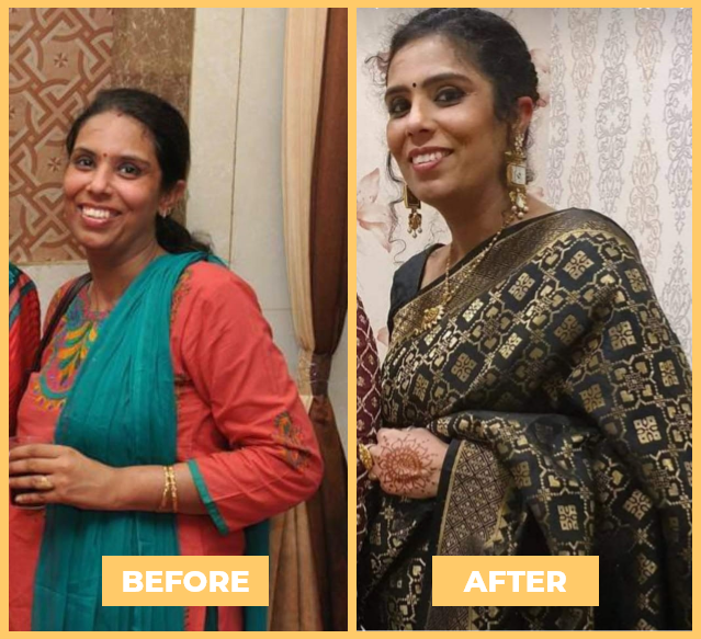 Sarika- Health Transformation - NutriPal - Your personal Dietician