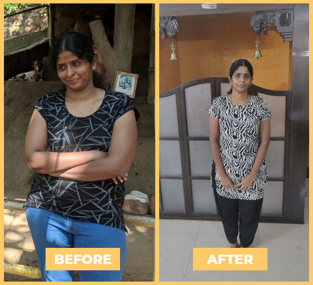 Sivasakthi - Health Transformation - NutriPal - Your personal Dietician