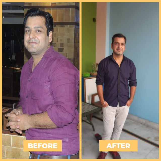 Dr.Arun - Health Transformation - NutriPal - Your personal Dietician
