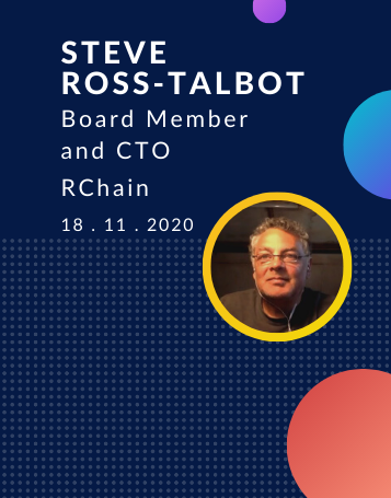 Steve Ross Talbot presents for the third segment in the Startup Series! Join us as we continue the third series of informative content from the experts.