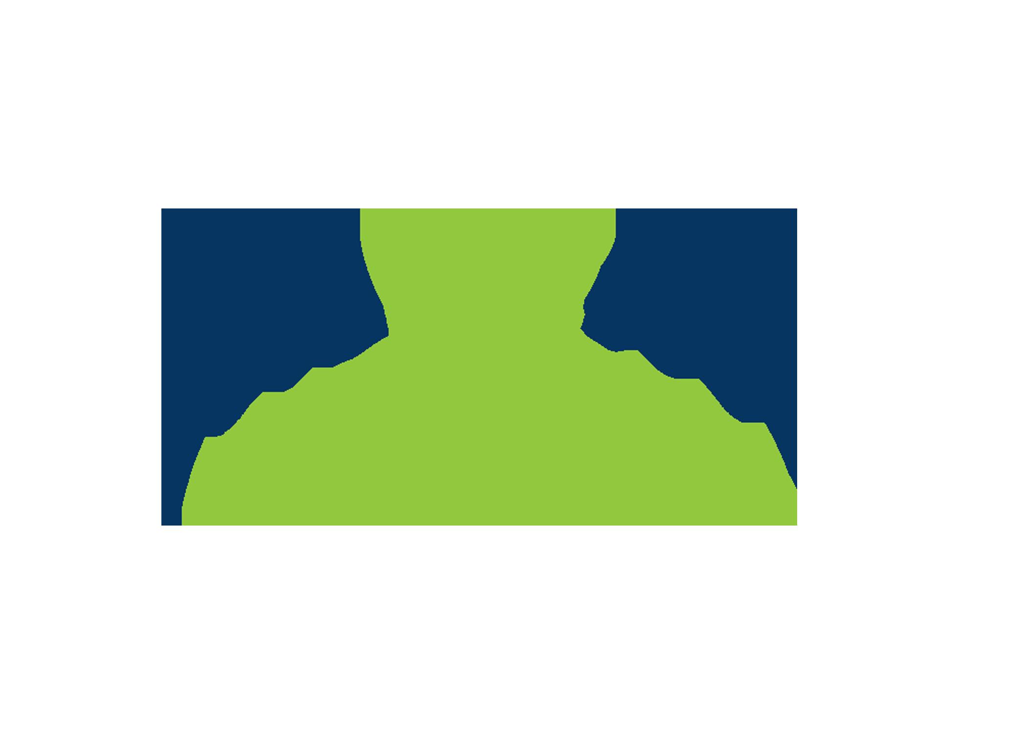 Triskele icon with ESTD dates