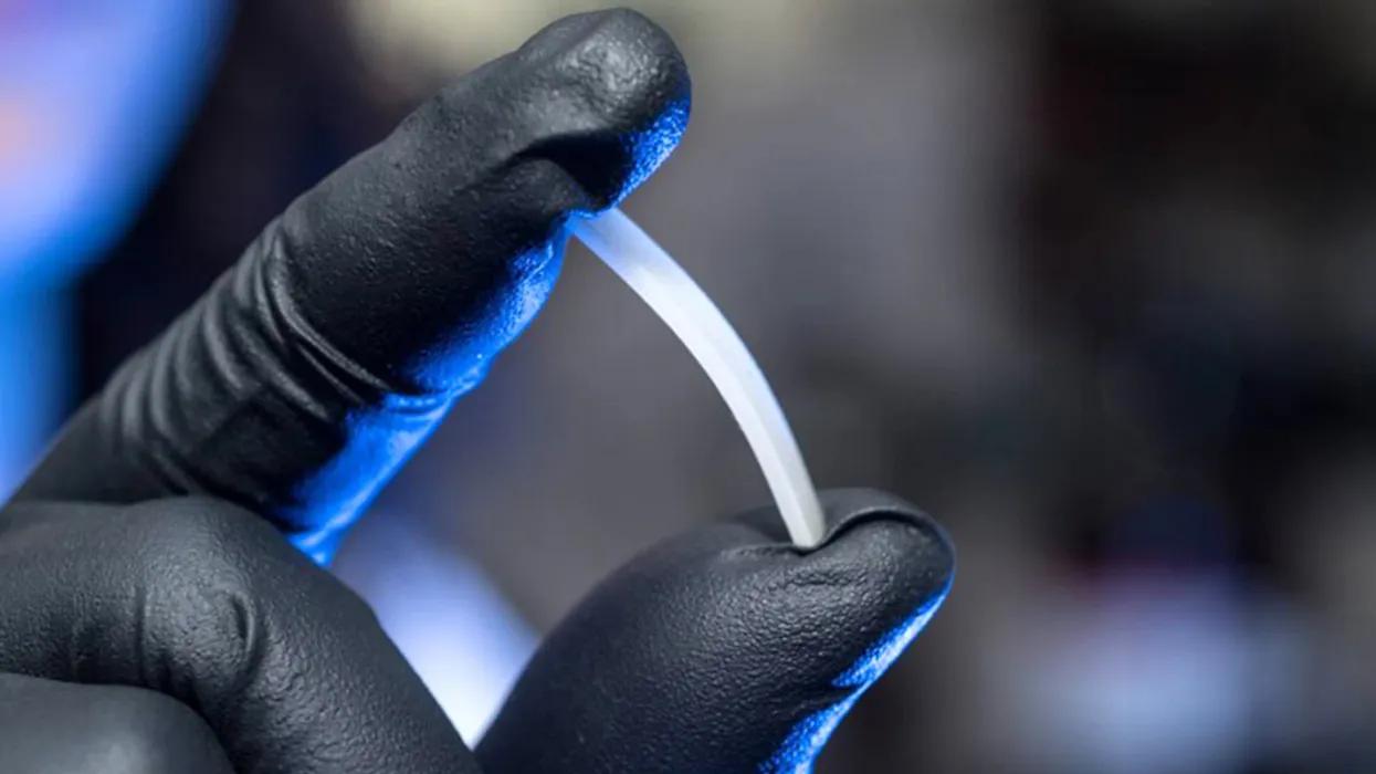 O plástico infinitamente reciclável já existe