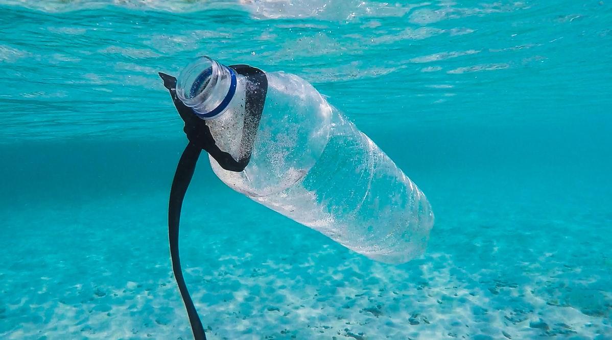 A solução para a poluição do plástico