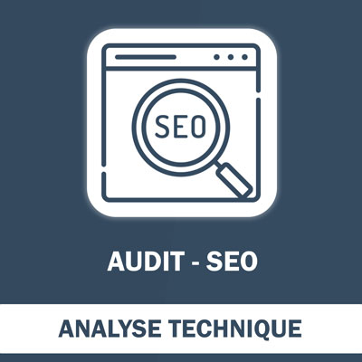 Audit Technique - SEO