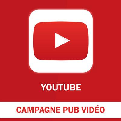 Campagne publicité vidéo YouTube