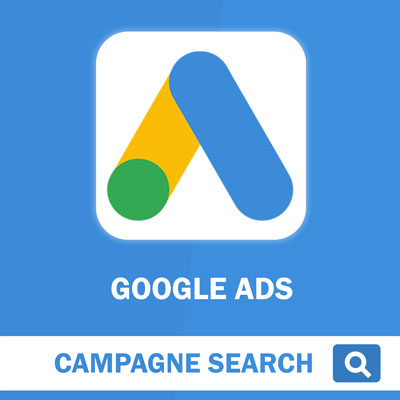 Campagne Search Google Ads