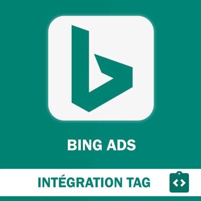 Installation du Tag de suivi Bing Ads
