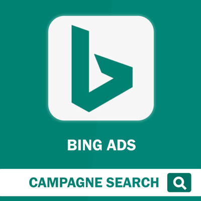 Campagne de Search Bing Ads