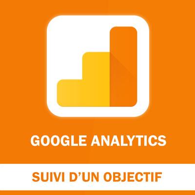 Configuration d'un objectif sur Google Analytics