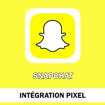 Installation du Pixel de suivi Snapchat