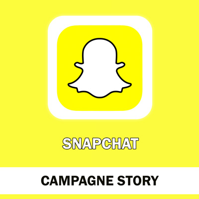 Campagne Story Snapchat