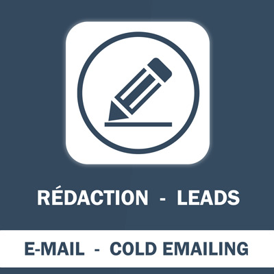 Rédaction d'un e-mail de cold emailing