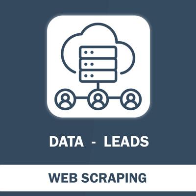 Scraping web (articles, fiches produits, annonces...)