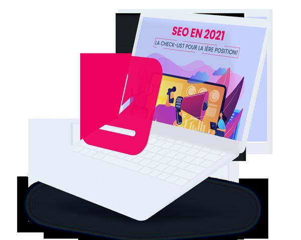 Infographie : check list SEO optimiser 2021