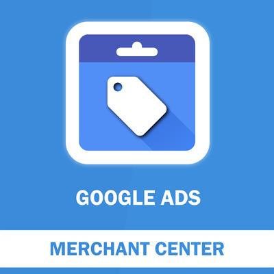 Création et configuration du compte Google Merchant Center