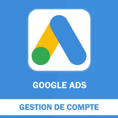 Gestion de Compte Google Ads - 30 jours