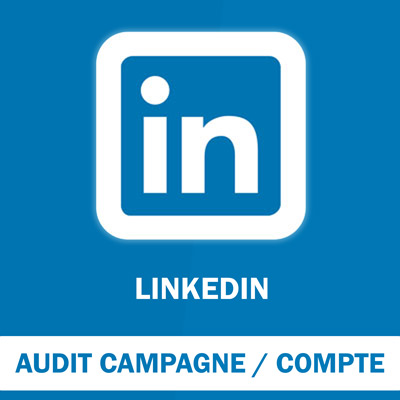 Audit Campagne ou Compte LinkedIn Ads