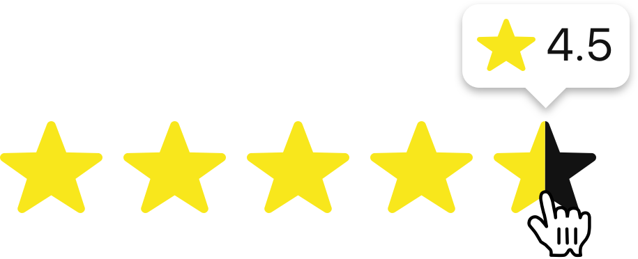 Steuere deine Bewertungen indem du schlechte Bewertungen abfängst bevor Sie auf den Plattformen landen